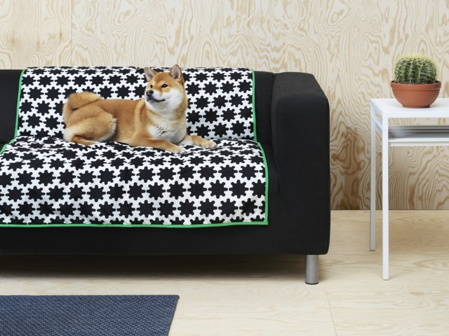 ikea sort une collection pour chats et chiens conso wamiz. Black Bedroom Furniture Sets. Home Design Ideas