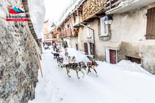 La Grande Odyssée Savoie Mont Blanc 2018