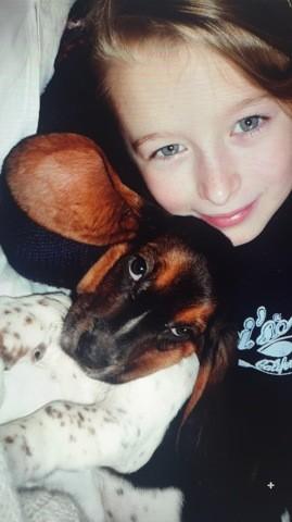 Billy, chien Basset Hound