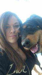 Malko, chien Beauceron