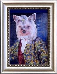 Mr Le Prince, chien Yorkshire Terrier