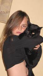Baguie, chat Gouttière