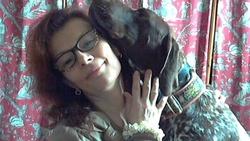 Coocky, chien Braque allemand à poil court