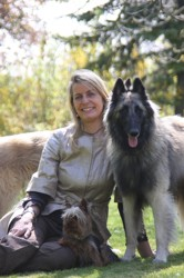 Duc De La Magie Des Loups, chien