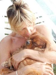 Etan, chien Cavalier King Charles Spaniel