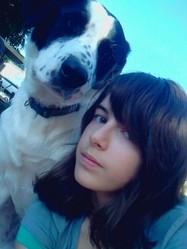Bouba, chien