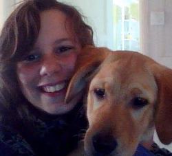 Gipsy, chien Labrador Retriever