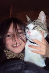 Gizmou, chat Ocicat