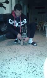 Linora Des Ruspina Monastir, chien Berger allemand