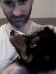 Shunky, chien Berger australien