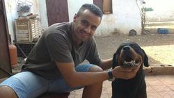 Tudka, chien Rottweiler
