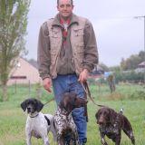 Photo de Pointer anglais de l'élevage DES MANNES FLEURIES