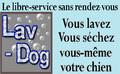 1,2 - Lav-Dog, Laver sont chiens en libre service