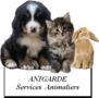 Anigarde services pour animaux à domicile