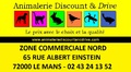 Animalerie Discount And Drive