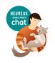 Heureux Avec Mon Chat