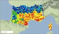 Zone à risque en France leishmaniose canine
