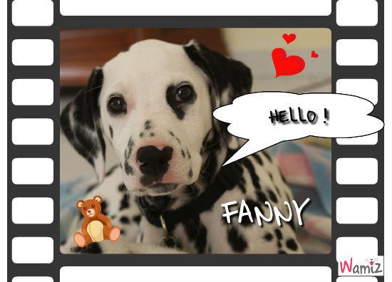 Fanny , lolcats réalisé sur Wamiz