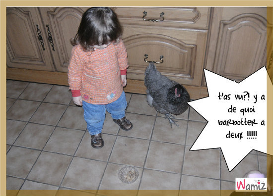 Pâques, et une vraie cocoque!!!!, lolcats réalisé sur Wamiz
