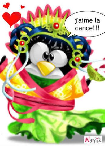 dance, lolcats réalisé sur Wamiz