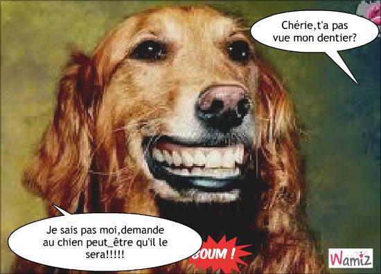 rhaaaaaa vive ton energie - Rhaaaaa....Vive ton énergie ! - Page 20 Le-dentier-27062