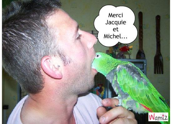 Jacquie et michel van