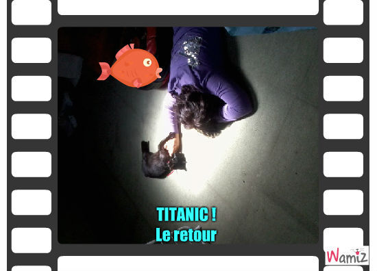 TITANIC !, lolcats réalisé sur Wamiz