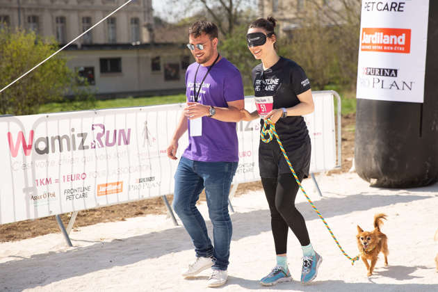 Wamiz Run 2019 : 1500 chiens envahissent le bois de Vincennes pour la bonne cause !