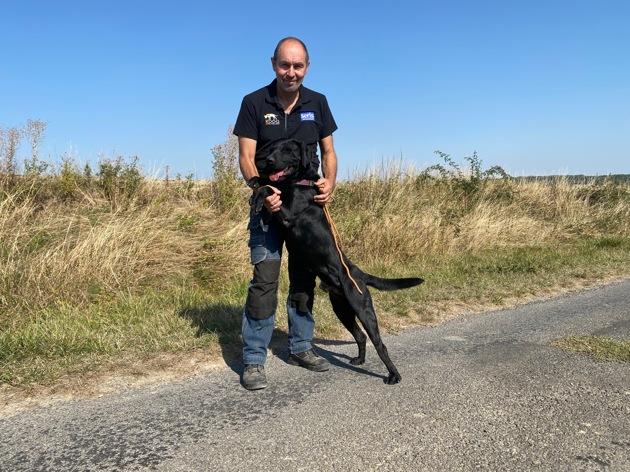 chien renifleur cancer du sein projet KDOG