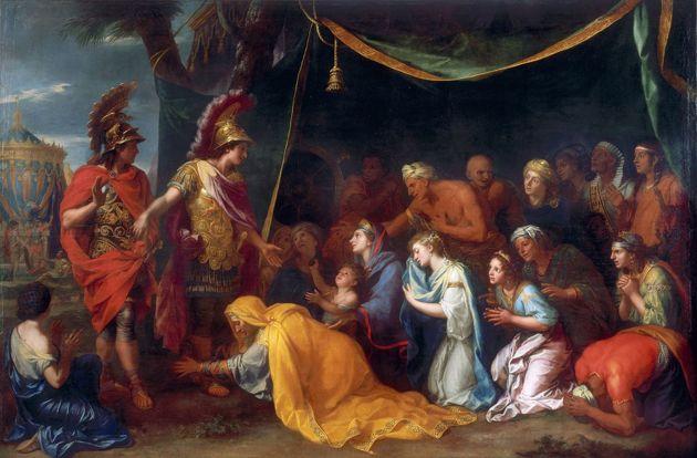 Péritas, le chien qui a sauvé la vie d'Alexandre le Grand