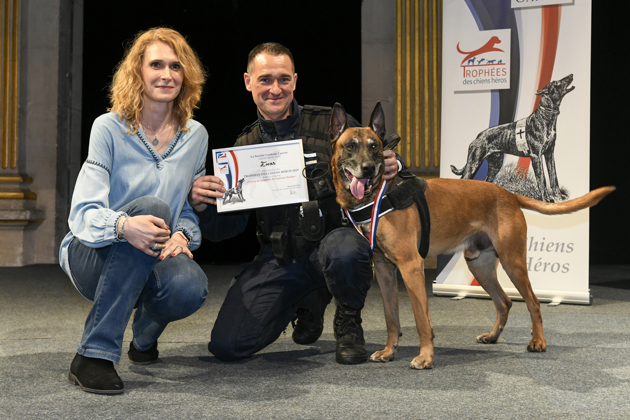 3e édition du Trophée des Héros : l'appel à candidature de la Société Centrale Canine pour récompenser les