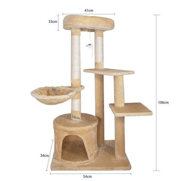 39% de réduction : l'arbre à chat palais IWMH