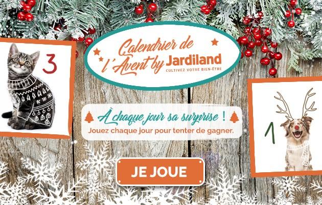 calendrier jardiland