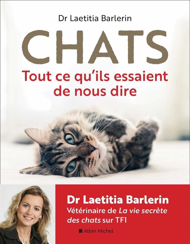 chats livre laetitia barlerin