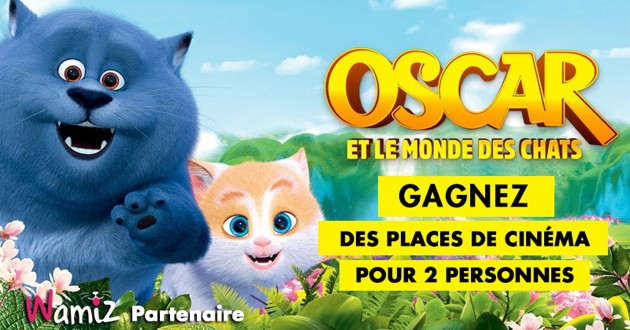 concours oscar monde des chats