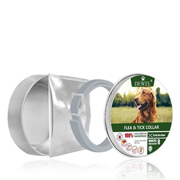 -50% : Le collier anti-puce pour chien Dewel