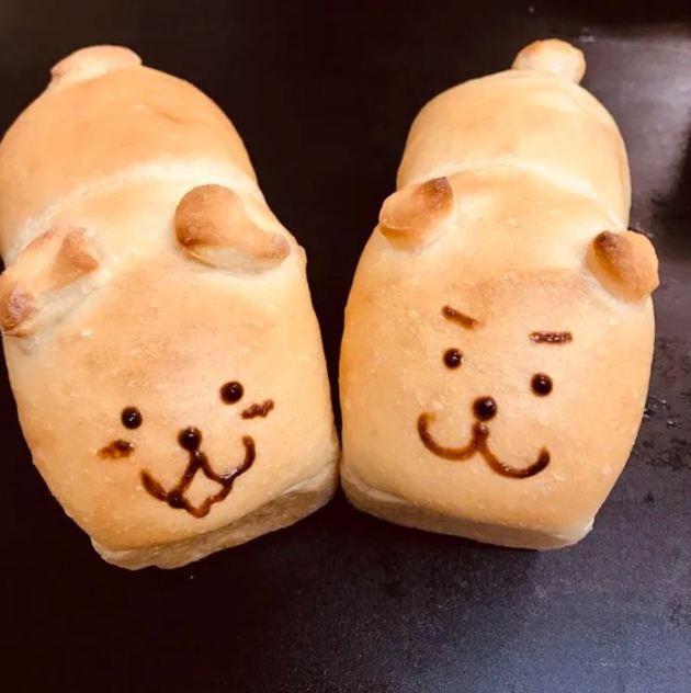 Cette boulangerie japonaise fait des gâteaux en forme de fesses de Corgi !
