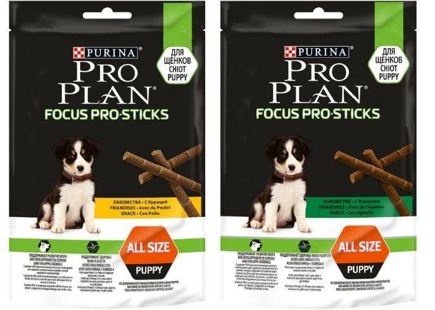 friandises Purina Pro Plan Focus Pro sticks