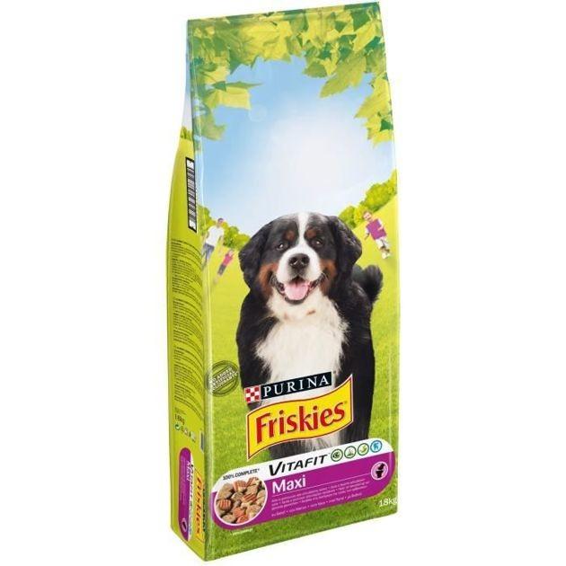 Notre sélection de croquettes pour grands chiens adultes à moins de 50 euros