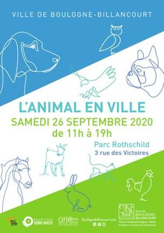 L'Animal en ville : un événement ludique et pédagogique pour toute la famille !