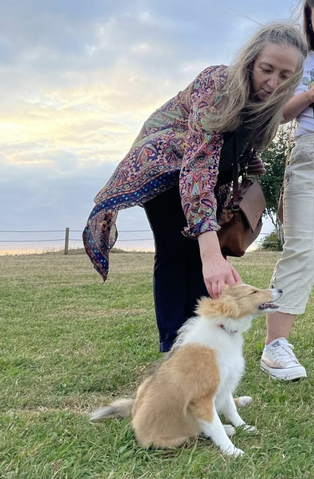 Elle ne voulait pas de chien à la maison : quand sa fille en ramène un, sa réaction laisse toute la ville sans voix
