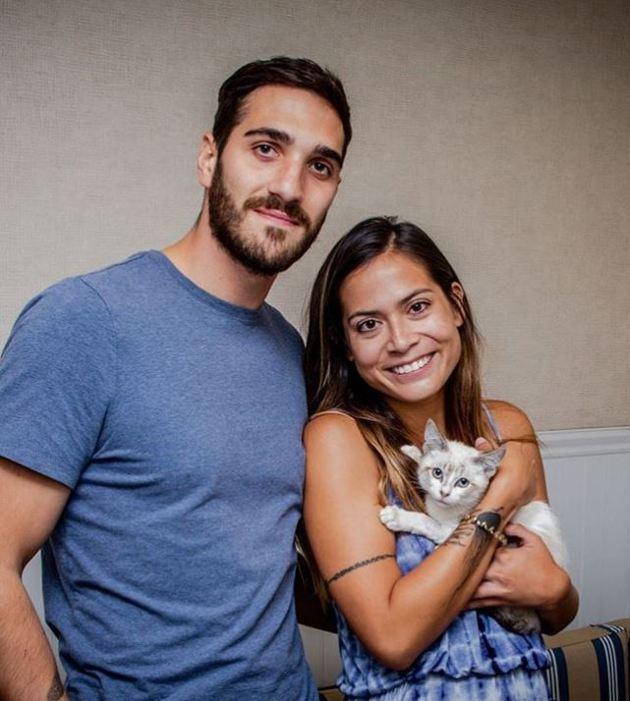 Ce chaton amputé d'une patte a trouvé une nouvelle famille pour la vie