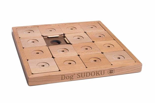 chien sudoku