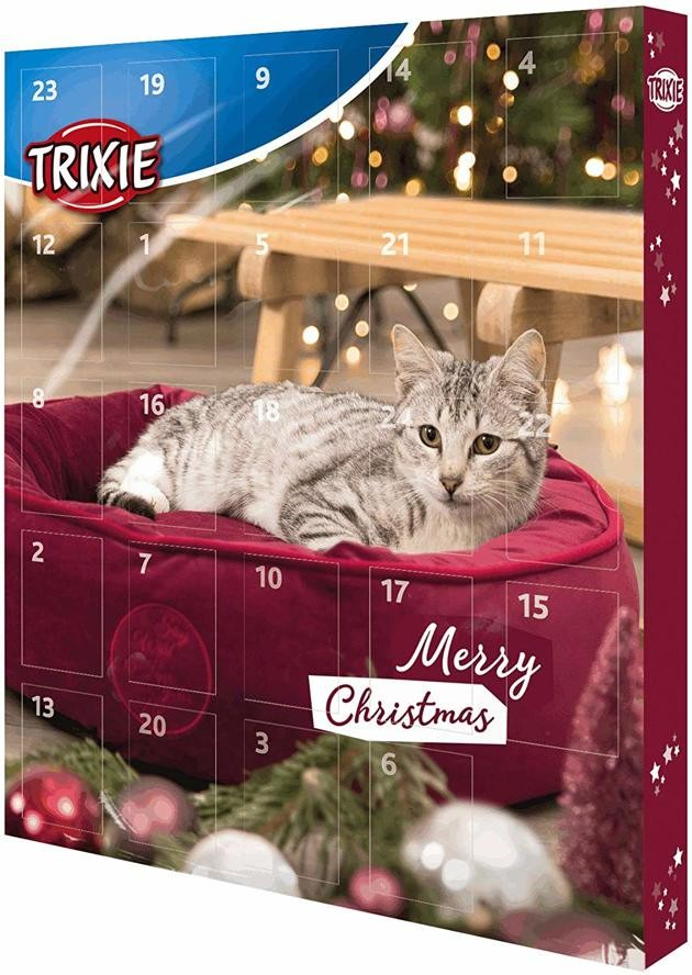 Calendrier chats Trixie
