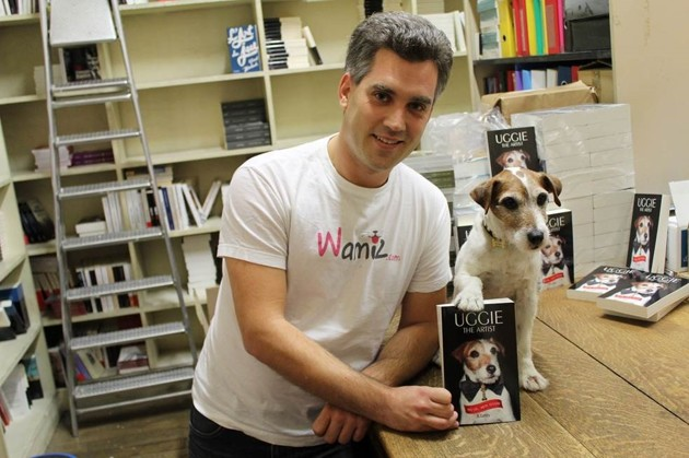 Uggie, le chien star de The Artist