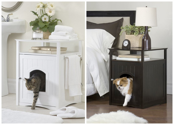 super niche pour chien et chat forum pratique wamiz. Black Bedroom Furniture Sets. Home Design Ideas