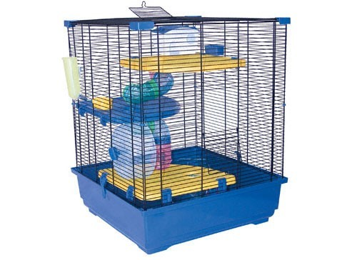 quelle cage pour un hamster russe question hamster wamiz. Black Bedroom Furniture Sets. Home Design Ideas