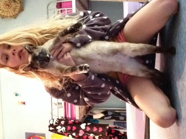 5 sur 1 massage de la chatte