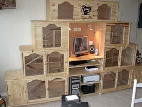 comment creer soi meme une cage poser toutes vos questions forum octodon octodon wamiz. Black Bedroom Furniture Sets. Home Design Ideas