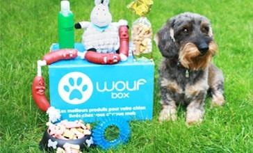 woufbox pour chien